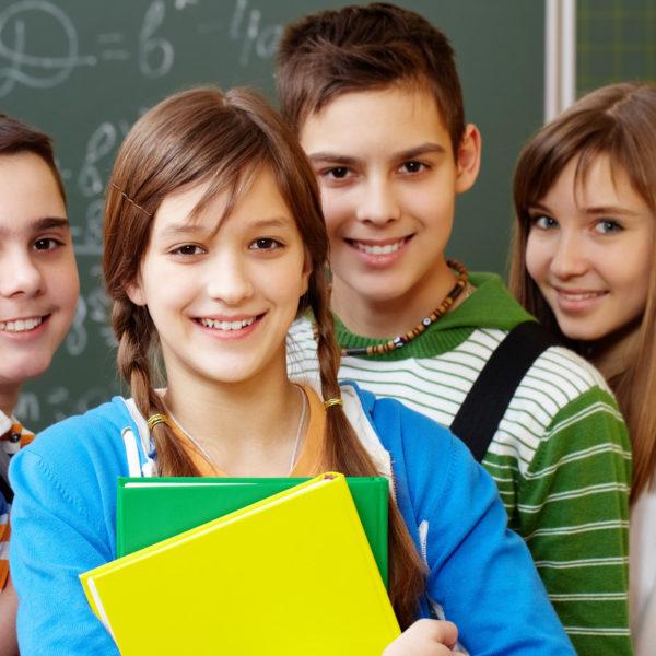 """Курс для подростков 11-14 лет """"Успешный тинейджер"""""""